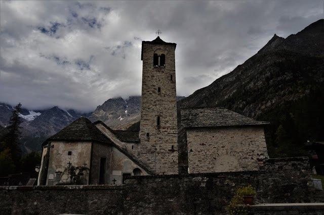 Chiesa Vecchia di Macugnaga 2 - Fabio Casalini