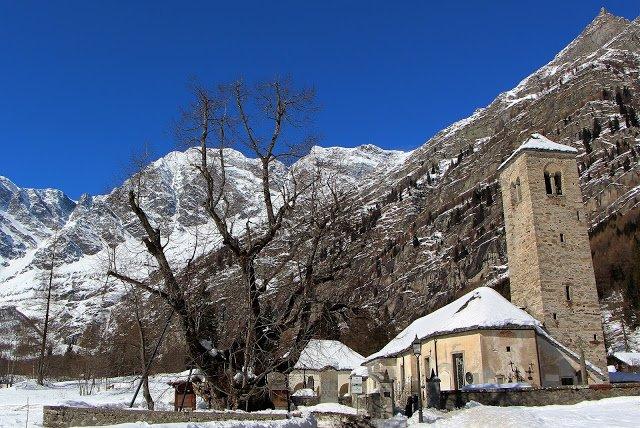 Chiesa Vecchia di Macugnaga - Fabio Casalini