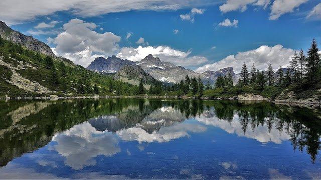 Lago di Brumei - Rosella Reali