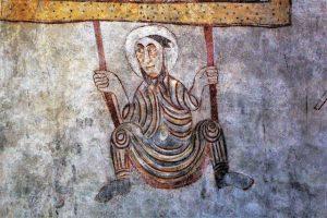 San Procolo, il santo in altalena della val Venosta 1
