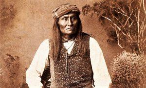 Juh, Capo Apache della divisione Nednhi