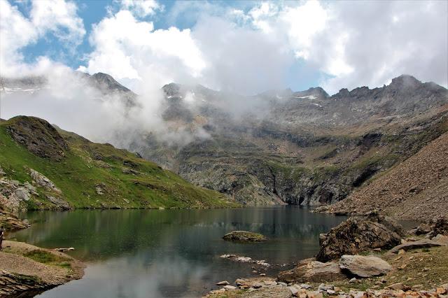 Lago Nero della valle Formazza