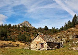 Alpe Kobernas, Grande Est di Devero