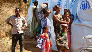 Emergenza umanitaria in Tigray